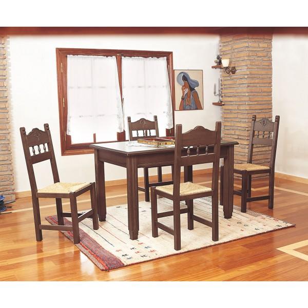 Τραπέζι Καφενείου & Καρέκλα Στέλλα
